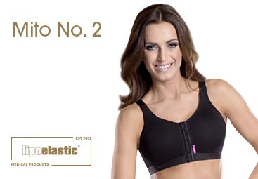 Mito No. 2: No se recomienda usar sostén durante un cierto período de tiempo después de la cirugía
