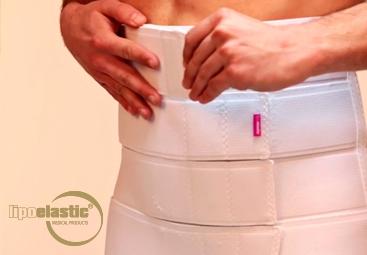¿Cómo llevar y utilizar el cinturón abdominal LIPOELASTIC®?